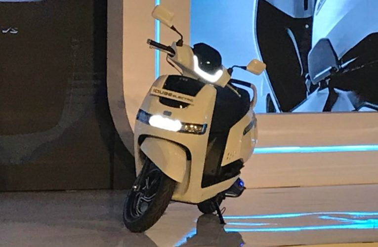 TVS Motor is launching iQube